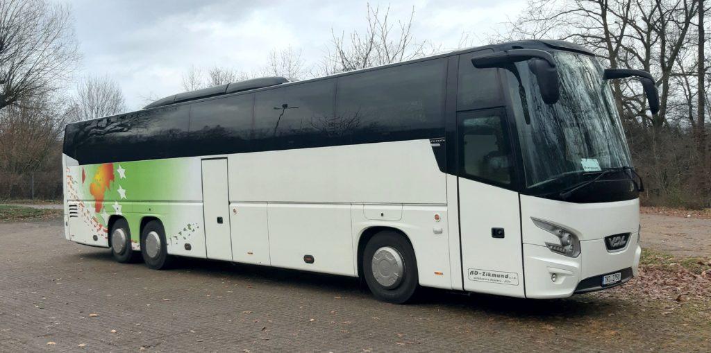 autobusová doprava Bova Futura 2